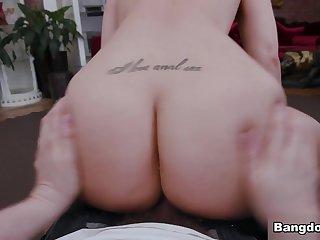 Kristy Black & Yanick Shaft anent My Anal Big Booty Gal - BangBros