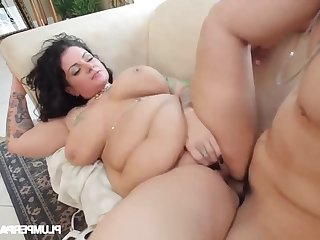 Erika Xstacy - Lost and Bang - chubby fuck outdoor