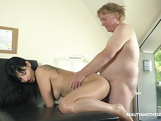 long time in the course of her last 69 together with she now wants to swallow